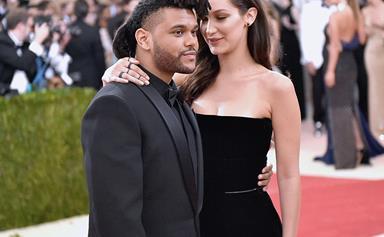 Bella Hadid Is Treating The Weeknd Mean To Keep Him Keen