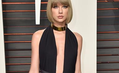 Taylor Swift Wears A $3,200 Token Of Affection For Joe Alwyn