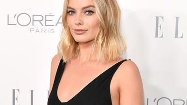 Margot Robbie Shared A Rare Photo With Her Hubby Tom Ackerley