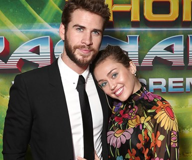 "Miley Cyrus Gushing Over ""Hunky"" Liam Hemsworth On Twitter Is All Of Us"