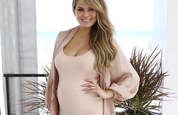 Chrissy Teigen Pregnant