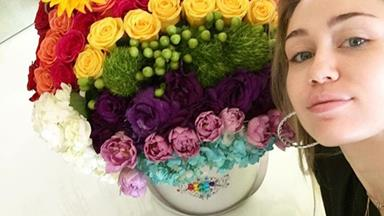 Liam Hemsworth Gave Miley Cyrus The Sweetest Gift For Her Birthday