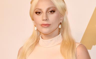 Did Lady Gaga's Fiancé Get A Tattoo Of Her Face On His Arm?