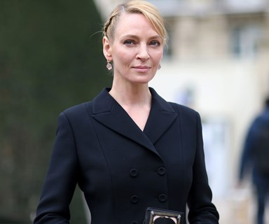 Uma Thurman Says #MeToo In An Instagram Post Aimed At Harvey Weinstein