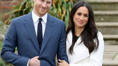 Prince Harry And Meghan Markle Make Their Official Engagement Appearance