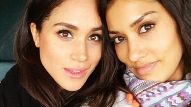 These Ladies Are Looking Likely To Be Meghan Markle's Bridesmaids