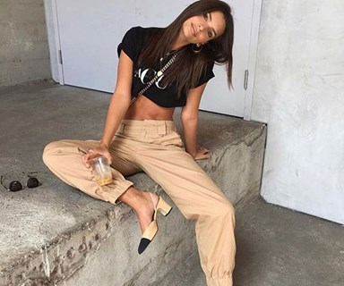 The $109 Pants Models Are Obsessed With