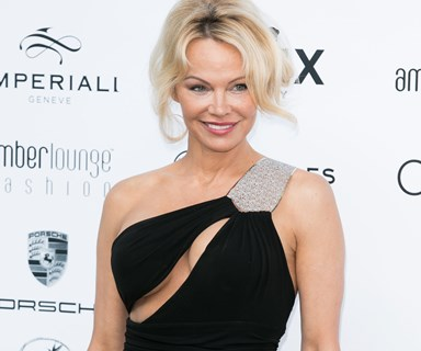 Pamela Anderson Has Some Very Interesting Thoughts On Sexual Harassment in Hollywood