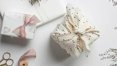 6 Christmas Present Gift-Wrapping Ideas That Aren't Naff
