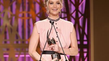 """Jennifer Lawrence Speaks Out About Harvey Weinstein Revelations: """"I Felt Sick In My Bones"""""""