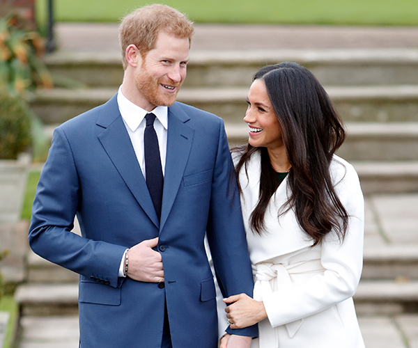 Prince Harry and Meghan Markle have a date