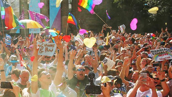 Marriage Equality Australia