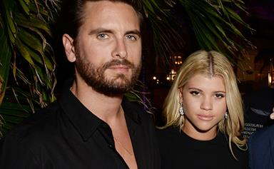 Scott Disick And Sofia Richie Just Made Their First Official Debut As A Couple