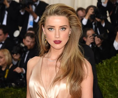 Amber Heard Responds To The Decision Not To Recast Johnny Depp In 'Fantastic Beasts'