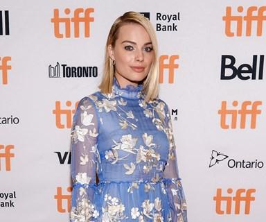 Apparently Filming 'I, Tonya' Was Margot Robbie's Honeymoon