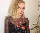 Margot Robbie Just Stepped Out In Her Rendition Of A Naked Dress