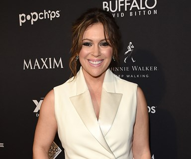 Alyssa Milano Just Personally Explained Rape Culture To Matt Damon
