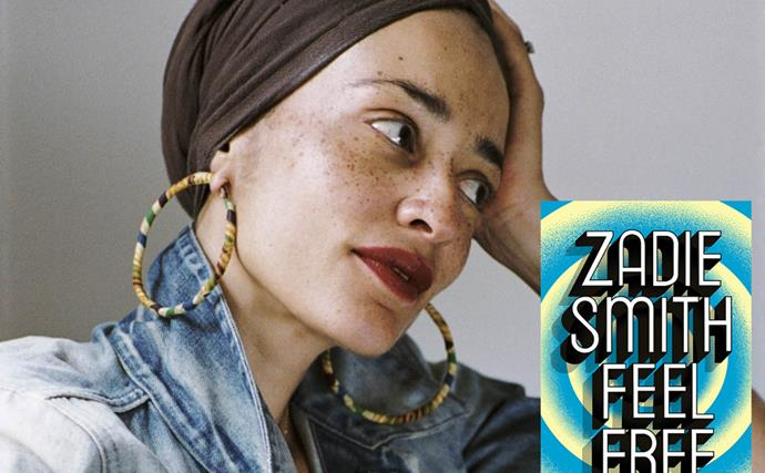 """WIN A Copy Of """"Swing Time"""" Author Zadie Smith's New Book, """"Feel Free"""""""