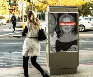 Posters Claiming Meryl Streep Knew About Harvey Weinstein's Misconduct Have Appeared In L.A.