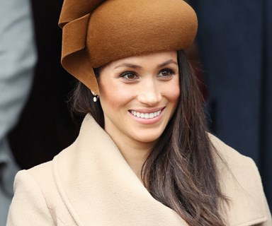 Watch The Cambridges Encourage A Nervous Meghan Markle Through Her First Royal Curtsy