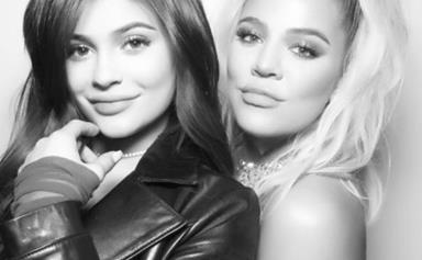 Is This The First (Blurry) Look At Kylie Jenner's Baby Bump?