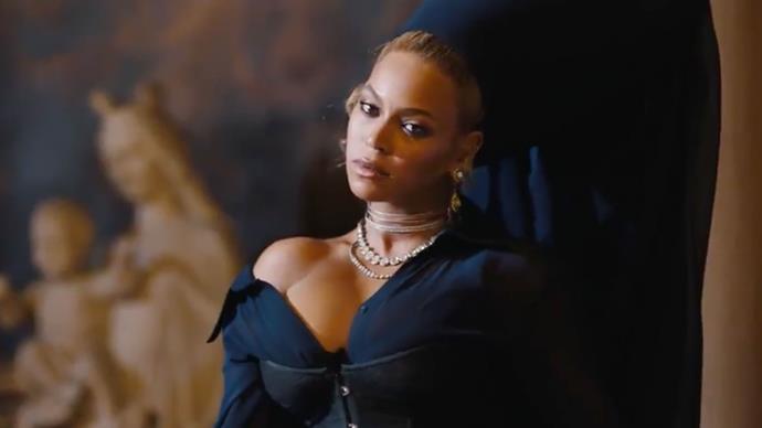 Jay Z's Latest Film Clip Features Beyoncé and Blue Ivy