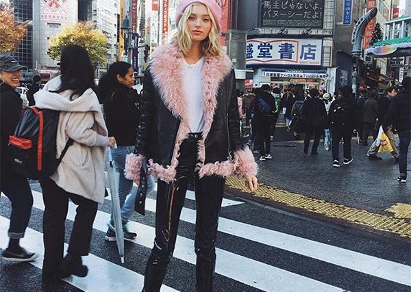 Elsa Hosk Tokyo