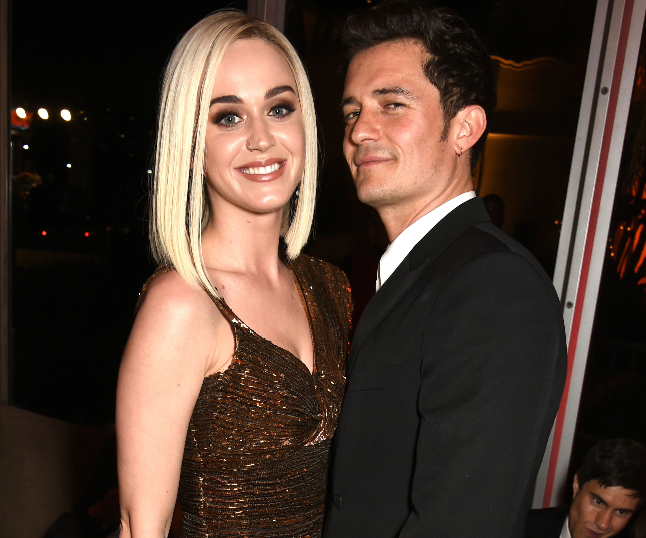 Katy Perry and Orlando Bloom vacation together