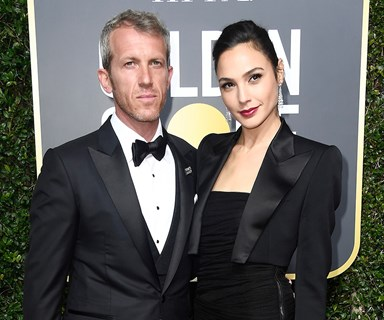 The Cutest Couples From The 2018 Golden Globes Red Carpet