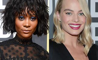 "Golden Globes 2018: Celebs Make A Case For The ""Eyes Or Lips"" Makeup Rule"