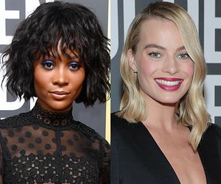 "Golden Globes 2018: Celebs Make A Case For The ""Eyes Or Lips"" Makeup Rule"