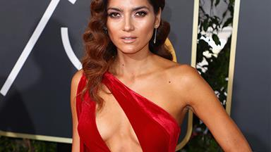Meher Tatna And Blanca Blanco Explain Their Very Different Reasons For Not Wearing Black To the Golden Globes