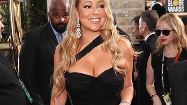 Mariah Carey Stole Meryl Streep's Seat At The Golden Globes