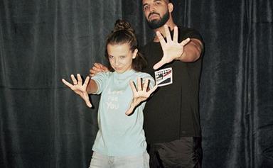 No One Loves 'Stranger Things' Like Drake Loves 'Stranger Things'