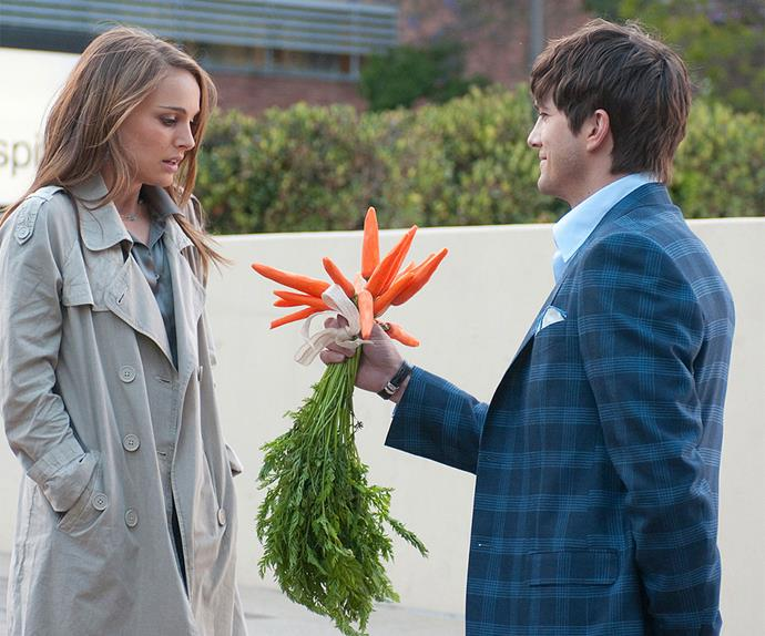 Natalie Portman Ashton Kutcher No Strings Attached
