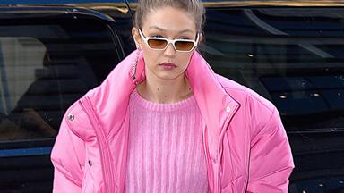 Every Time Gigi Hadid Made 'Barbie Doll Chic' A Thing