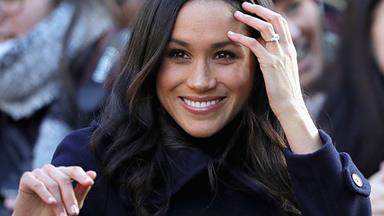 Forget The Royal Jewels! Meghan Markle Has Already Been Snapped In A Tiara
