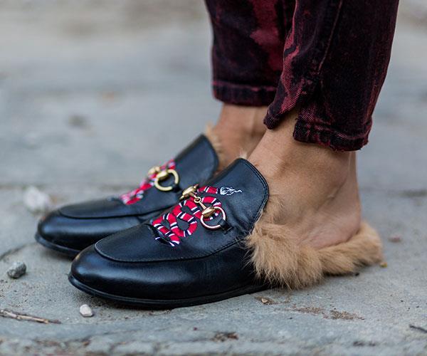 Gucci shoe trend