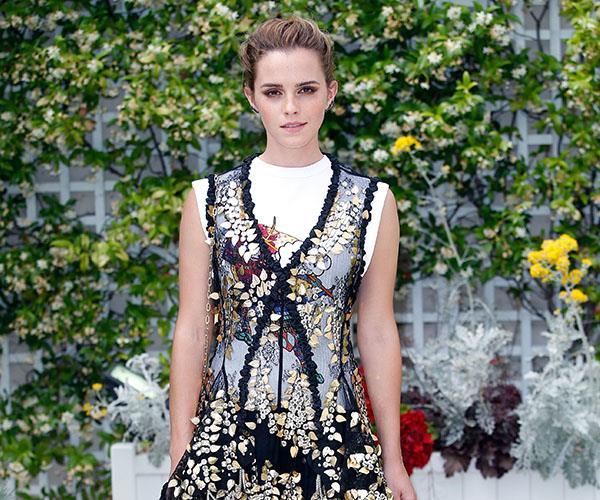 Emma Watson White Feminist Intersectional Feminism