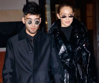 Gigi Hadid and Zayn Malik Just Took Date Night Dressing To A Whole New Level