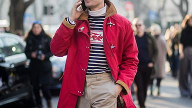 Milan Is Currently Swarming With Ridiculously Stylish Men And We're Not Coping
