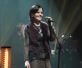 Dolores O'Riordan Singer of The Cranberries
