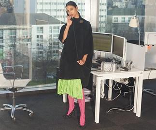 Balenciaga Net A Porter Capsule Collection