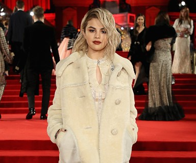 Selena Gomez Donates To Time's Up After The Backlash Over Her Starring In A Woody Allen Film