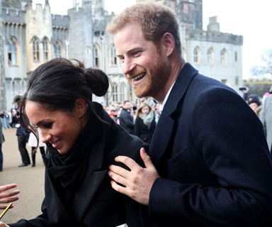 Meghan Markle Says Prince Harry Is A Feminist, As If We Ever Had Any Doubt