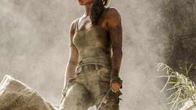 Alicia Vikander's Stunts In 'Tomb Raider' Make Us Think She Is A Secret Gladiator