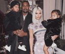Kim Kardashian and Kanye West Named Their Baby Girl After An American City