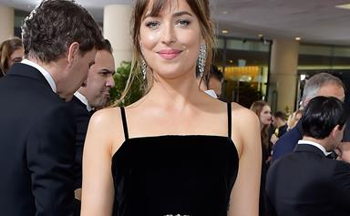Dakota Johnson And Chris Martin Have Reached The Public Hand Holding Stage