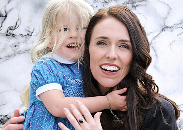 """Jacinda Ardern's pregnancy called a """"betrayal of her country"""""""