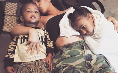 Kim Kardashian And Kanye West's Baby Girl Chicago Already Has Personalised Gear